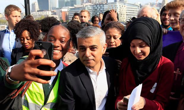multi-racial-london
